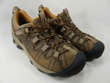 Keen Targhee II Low Size US 9 M (D) EU 42 Men's WP Trail Hiking Shoes 1010125