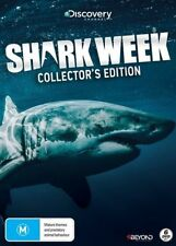 Shark Week: Collector's Edition (DVD, 6-Disc Set) Box Set Region 4 - New/Sealed