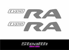 Tipo ra WRX Subaru Impreza Decal Set, STI, Varios Colores