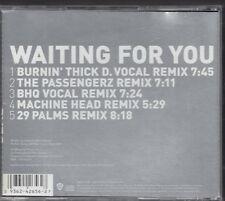 SEAL Waiting For You 5 TRACK  USA CD MAXI IN FULL PLAY CASE