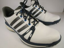 Adidas Adipower Endless Energy Boost Men white blue grey Golf Shoes US 10.5