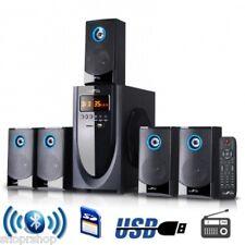 beFree Sound BFS-520-BL 5.1 Channel Surround Sound Bluetooth Speaker System