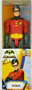 "Robin DC Comics 12"" Action Figure Batman Unlimited Series Mattel"