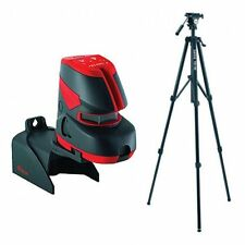 LEICA LINO L2+ SELF-LEVELLING CROSS LINE LASER LEVEL WITH TRI100 LASER TRIPOD
