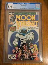 Moon Knight #1 CGC 9.6 Disney + Hot Book