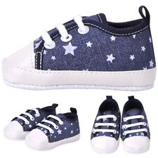 Cute Toddler Baby Boys Girls Kids Soft Sole Shoes Sneaker Newborn 0-18Months L-L