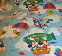 Vintage Disney duvet cover, Mickey and his friends / housse de couette