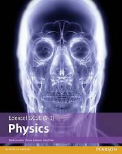 Edexcel GCSE (9-1) Physics Student Book by Mark Levesley, Carol Tear, Penny Johnson (Paperback, 2016)