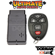 Key Fob Keyless Entry Remote (5 Button w/Remote Start) for 11-14 Chevy Tahoe