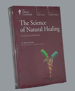 NEW DVD,s 24 Lectures Science of Natural Healing Great Courses Teaching Co