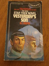 STAR TREK Yesterday's Son a Novel by A. C. Crispin PB Paperback - Timescape