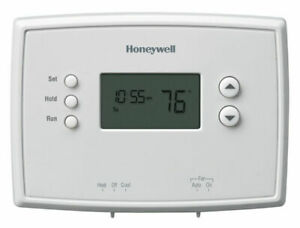 Honeywell Thermostat RTH221B1039 1 Week Home Programmable Digital thermostat