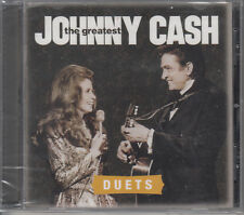 Johnny Cash - The Greatest Duets ( CD/NEU/OVP in Folie )