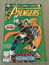 Avengers 196 6.0 FN 1st Taskmaster