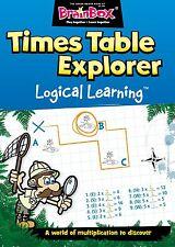 Tabla de tiempos Explorer lógico de aprendizaje libro de matemáticas