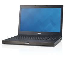 Dell Precision M4800 i7 4800mq 2.7ghz 16GB Ram 256GB SSD DVD Windows 10 Pro