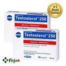La Testostérone Booster 2 x Testosterol 250 Développement Musculaire Libido agit