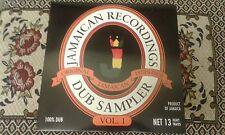 Jamaican Recordings Dub Sampler Vol.1 , 100% Dub  , Jamaican Recordings JRLP008