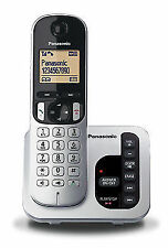 Panasonic KXTGC220ALS Single Line Cordless Phone