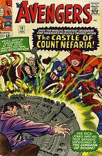 Avengers # 13 February 1965 Marvel Comics