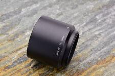 Asahi Pentax Takumar 49mm Screw-in Metal Lens Hood 3.5/135 4/150 5.6/200 (#1429)