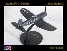 Vought F4U Corsair USN VF-17 Jolly Rogers WW 2 Fighter Airplane Die-cast Altaya