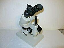 Boreal Binocular Microscope 10x Eyepieces 2x Objective Stereo W10x20