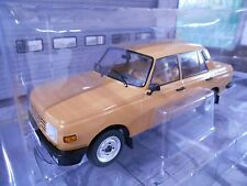 WARTBURG 353S 353 S braun brown MKII  Limousine 1985 Resin MCG NEU 1:18