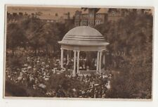 The Bandstand Southport Lancashire Vintage Postcard 718b