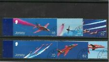 JERSEY 2014 Red Arrows set - SG 1846/51 - used