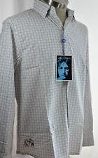 English Laundry Shirt John Lennon Imagine Art Inspired Mens White 3XL XXXL NEW