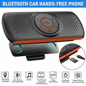 Profi Auto Kfz Freisprecheinrichtung Bluetooth 4.2 Freisprechanlage Visier Car