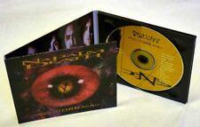 "Napalm Death ""Inside The Torn Apart"" Digipak CD - ORIGINAL PRESSING"