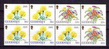 Guernsey tema flores año 1992 (Q-92)