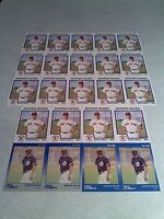 *****Doug Camilli*****  Lot of 23 cards.....2 DIFFERENT / Baseball
