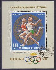 Olympics Hungarian Stamp Blocks