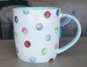 Cooskmart Spotty Dotty Barrel Mug, spots