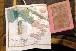 Itinerario italiano ossia descrizione dei viaggi per le strade più frequentate..