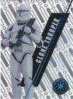 Star Wars 2016 High Tek Pattern 1 Form 1 Base Card SW-35 Clone Trooper