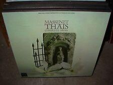 ETCHEVERRY / MASSENET thais ( classical ) 2lp box