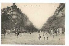 75  PARIS  LE BOULEVARD RASPAIL