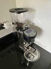 More details for rocket espresso fausto coffee grinder,  fausto professional grade, chrome