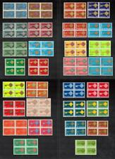 More details for 1968 europa sets. mnh. blocks of four. 15 countries. cat approx £400 as singles