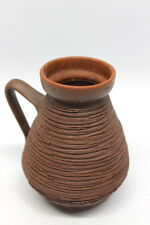 Künstler Keramik Krugvase 70er Jahre
