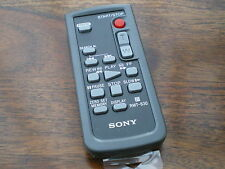 SONY RMT-830 WIRELESS REMOTE CONTROL RMT830 RMT 830 FOR SR PC HDR DVD HC RANGE