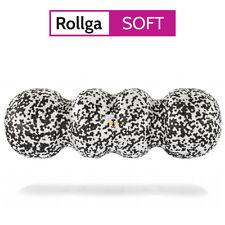 rollga Rollo de FASCIA suave, blanco y negro – 45cm, patentada