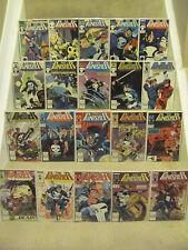 Punisher #1 to #86 plus Annuals #1 to #6 Marvel Comics 1987 Series Full Run