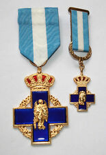 THE CHRISTIAN SOVEREIGN ORDER OF THE KNIGHTS OF ST. MICHAEL SET 2 ITEMS