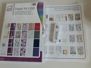 Create and Craft Paper Kit USB