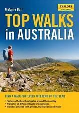 Top Walks in Australia by Melanie Ball (Paperback, 2016)